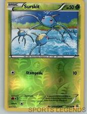 2015 pokemon Primal Clash reverse holo Surskit 13/160