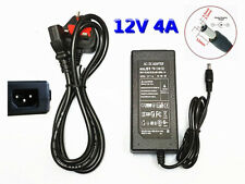 12V 4A 48W AC DC Power Adapter Charger Power Supply For CCTV Camera LED Strip
