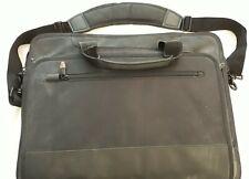 "Genuine Lenovo IBM ThinkPad Bag Black Messenger 16"" Laptop Carrying Case Travel"