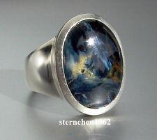 Einzelstück * Ring * 925 Silber * Pietersit