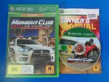 "Midnight Club Los Angeles Complete Edition - Xbox360 ""Australia"""