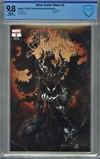 Silver Surfer Black #5 CBCS 9.8 Skan TRADE Variant VOID KNIGHT Cover (NOT CGC)