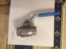 ETG On Off Valve New 1000 Wog Cf8m