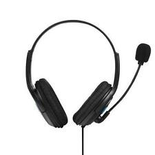 Black xbox 360 headphones headset with Mic live chat, XBox 360 Large Style Heads