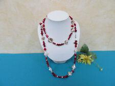 Perlmutt Modeschmuck-Halsketten & -Anhänger aus Sterlingsilber für Damen
