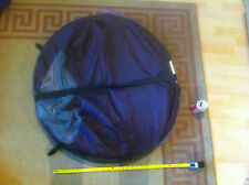 Purple Weather Checked Fire Retardant Tent 2.2kg Easy To Pitch Missing Pegs