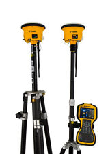 Trimble Dual Sps985 Gps 900 Mhz Receiver Kit With Tsc3 Amp Scs900 Software