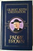 PADRE BROWN GILBERT KEITH CHESTERTON (4 Episodi) CDE 1991 Edizione Gran Pregio