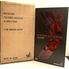 Hot Toys Sideshow MMS 137 Predators Falconer Predator 1/6th Scale Figure Sealed!