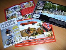 Classic BMX Magazine No6 Old School Hutch Mongoose Skyway Redline Haro GT Fiola