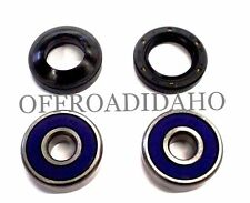 FRONT WHEEL AXLE BEARING SEAL KIT HONDA XR80 1979 1980 1981 1982 1983 1984 XR 80