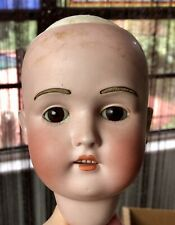 Antique Kestner 197 Bisque Head Doll Composition Jointed Body