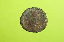 Ancient ROMAN COIN of CLAUDIUS II GOTHICUS 268 AD-270 AD angel Victory old money
