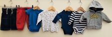 Baby Boys Bundle Clothing Age  3-6 Months <D3574