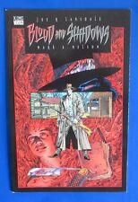 1996 BLOOD AND SHADOWS Book 1 NM Lansdale/Nelson DC Comics Vertigo