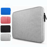 """Waterproof Carry Laptop Sleeve Case Pouch Bag For 11"""" 13"""" 14"""" 15"""" 15.6"""" NoteBook"""