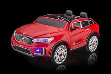 SPORTrax BMW X7 Style 2 Seater Kids Ride on Car, Remote, FREE MP3 Player, 998R