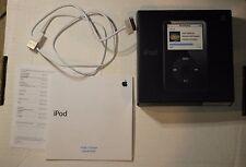 iPod Classic 5th Gen Enhanced 5.5, NEW Battery, 256GB SAMSUNG SSD, 80GB UPGRADE
