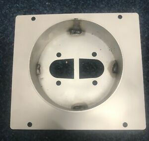 chinese diesel heater mounting plate stainless steel 30mm turret planar