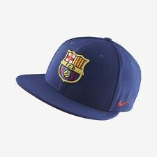 Nike F.C. Barcelona Core Adjustable Hat 686241 421 Blue OSFM NWT