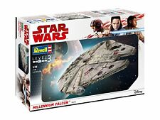 Han Solo Millenium Falcon (star Wars) 1 72 Revell Level 3 Model Kit