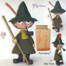 Sekiguchi STOC Moomin Valley Collection Moomin Snufkin 20cm Plastic Figure RARE