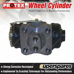 Protex Rear Wheel Cylinder Left Rear Lower for Toyota Dyna 400 WU90 4.0L 84-95