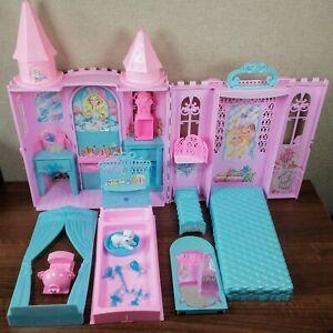 Vintage Barbie Enchanted Castle Box Play Set Mattel Inc Toys 2003
