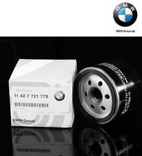 Original BMW Motocicleta Filtro Aceite de Motor Nuevo 11427721779