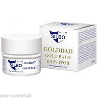 Silbo Gold-Schmuckbad 150 ml - hoher Poliereffekt - mit Sieb