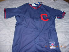 Cleveland Indians AUTHENTIC sz44 Jersey,With FREE HOCKEY JERSEY & PERSONALIZING