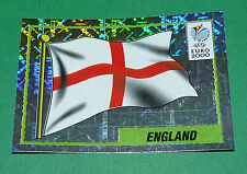 N°72 BADGE ECUSSON WAPPEN ENGLAND ANGLETERRE PANINI FOOTBALL UEFA EURO 2000