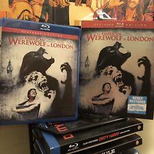 An American Werewolf in London (Blu-ray Disc, 2016) w/ Slipcover