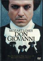 DVD DON GIOVANNI MOZART LOSEY