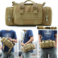 New Outdoor Military Tactical Rucksack Backpack Sport Camping Hiking Bag 3L