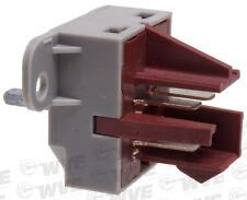 HVAC Blower Control Switch Rear WVE BY NTK 1S3044