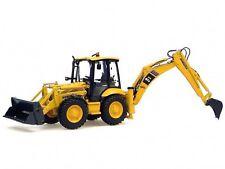 UH Universal Hobbies 1/50 Komatsu WB 97S Construction Machine Diecast UH8015