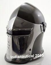 New Medieval Barbuta Helmet of Armour Helmet Roman Knight Helmets