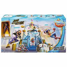DC Super Hero Girls Super Hero High School Playset w, Batgirl Action Figure NEW!