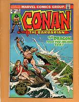 Conan The Barbarian # 39 Rachalla FN/VF