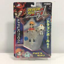 Dragon Ball GT Pan & Giru Action Figures - MOSC
