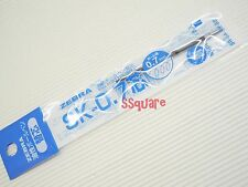 10 x Zebra SK-0.7 0.7mm Fine Point Multi-Function pen Ballpoint Refills, Blue