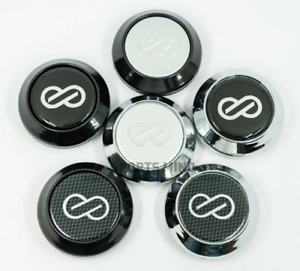 4pcs 64mm Auto Car Wheel Center Hub Caps for ENKEI Emblem Logo Auto for BMW