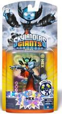 Skylanders Giants Hex Lightcore Power Figure Trading Card Sticker NEW