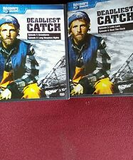Discovery Chanel DEADLIEST CATCH Episodiea 1,2,3,4 DVD (2 DVDs)
