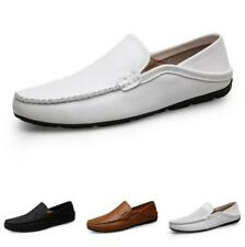 Men Driving Moccasins Shoes Pumps Hollow out Breathable Slip on Loafers Casual D