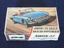 Airfix MGB Roadster 1:32 Plastic Model Kit unmade in Box