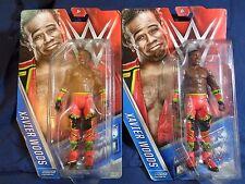 Xavier Woods WWE SMACKDOWN Action Figure Series 64