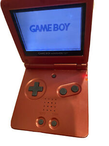 GameBoy Advance SP Tested Working Charger Included!  Light Scratches