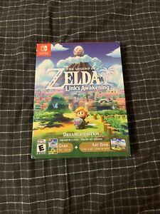 NEW SEALED The Legend Of Zelda Links Awakening Dreamers Edition